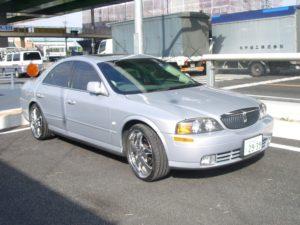 LINCOLN L/S 2007年